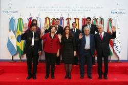 Mercosur. Foto: Prensa Presidencial (Venezuela)