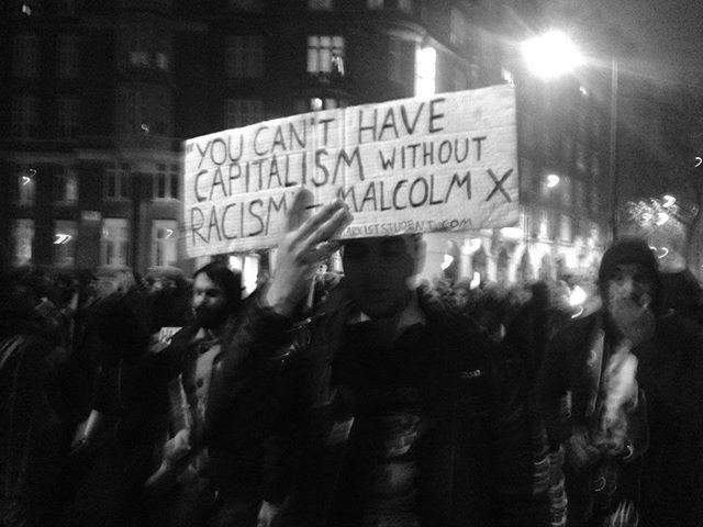 racism vs capitalism