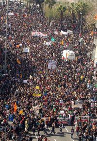 Barcelona, 29 de febrero