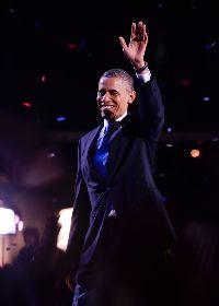 Barack Obama - Photo: WHCI News Kevin Gebhardt