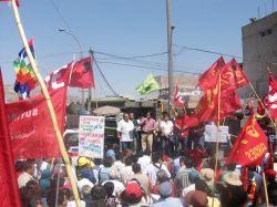 1000 trabajadores por el 1ro de Mayo